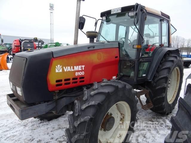 Valmet 8100