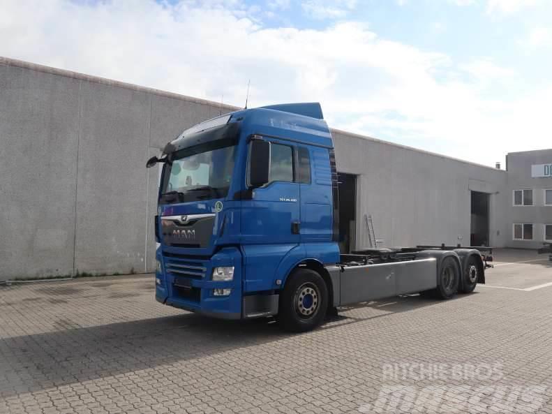 MAN TGX 26.460 EURO 6