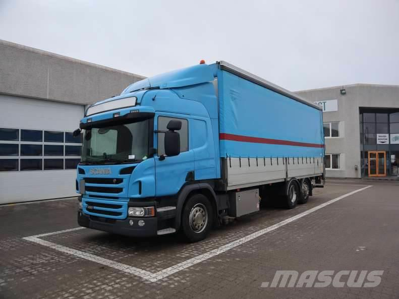 Scania P 450 EURO 6