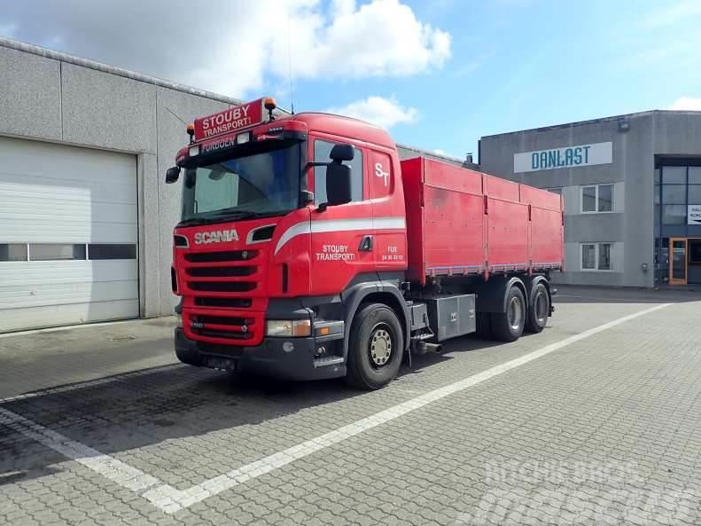 Scania R560 6x2 tip