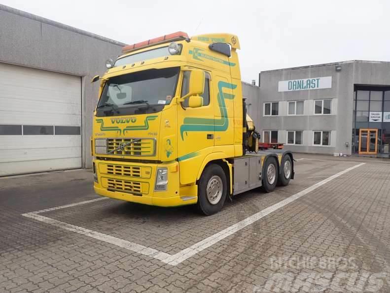Volvo FH 440 med kran KRAN