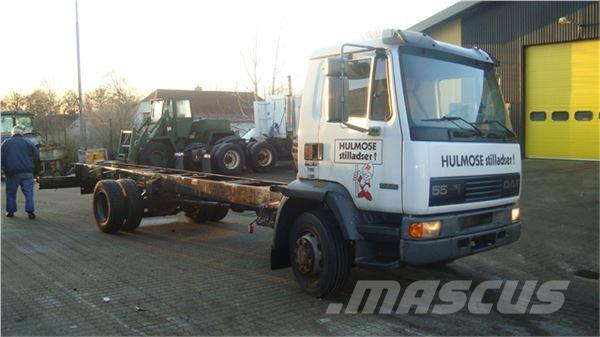 DAF 55, 1996, Chassier