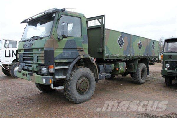 Scania P 113 HK