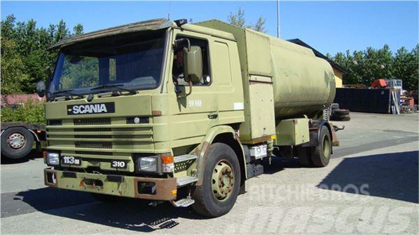 Scania P 113 ML