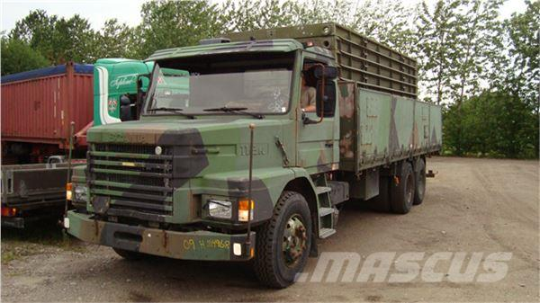 Scania T 112 HL