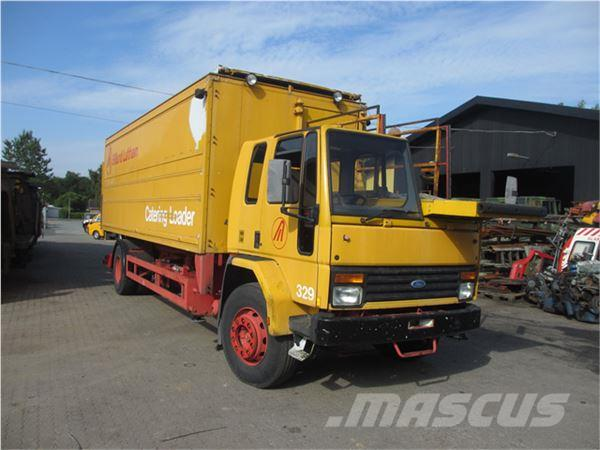 Volvo Iveco-Ford Cargo