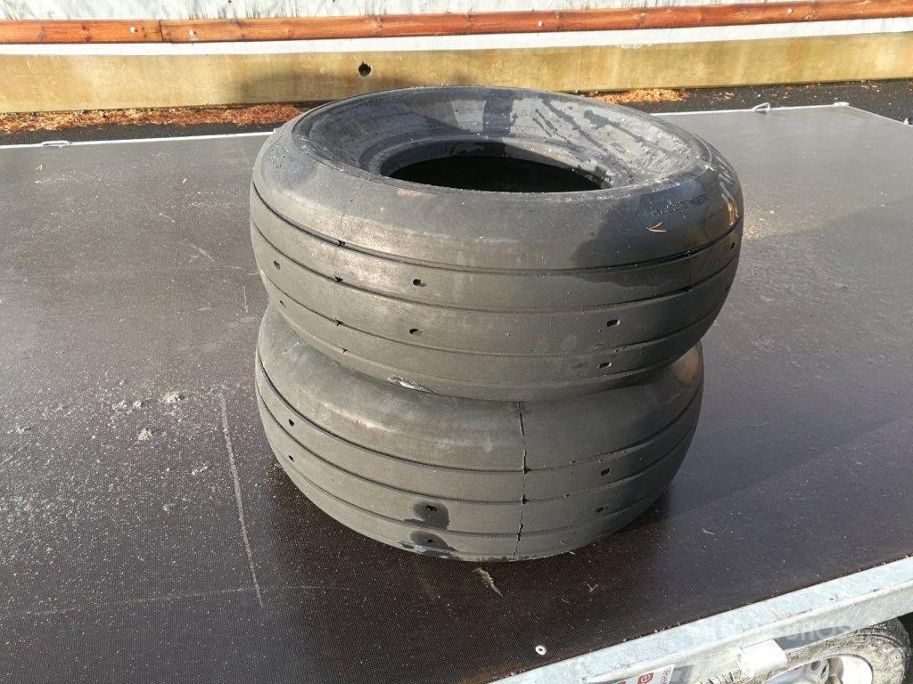 Dunlop 27.5x10.50-12 renkaat 2kpl