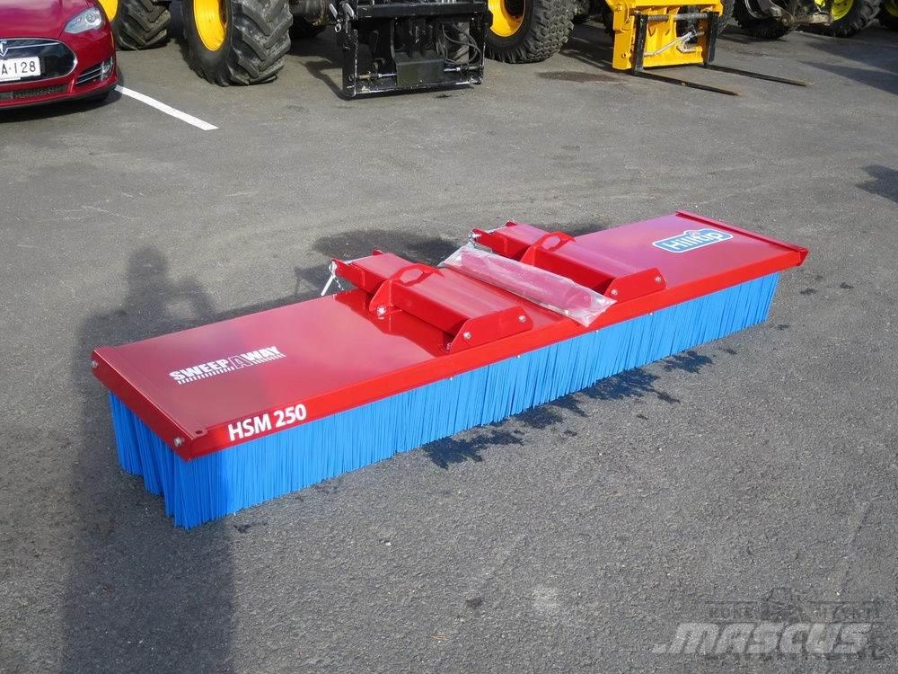 Hilltip Lamelliharja HSM250-12
