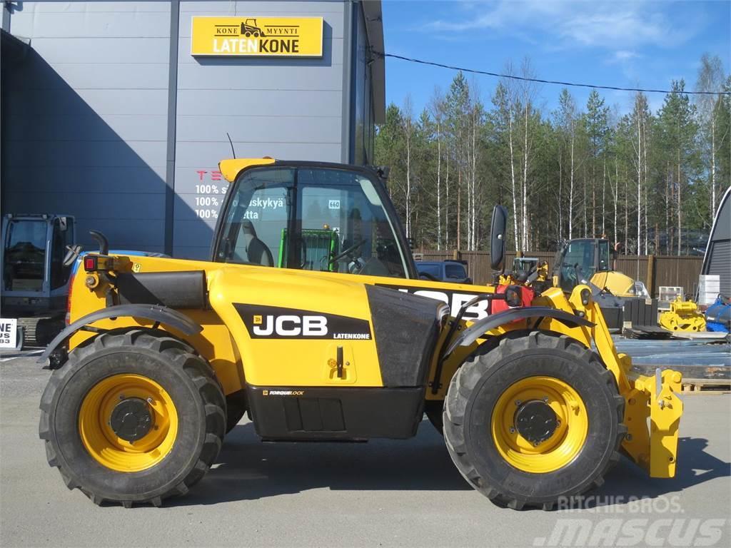 JCB 536-60 AG Super traktori-kurottaja