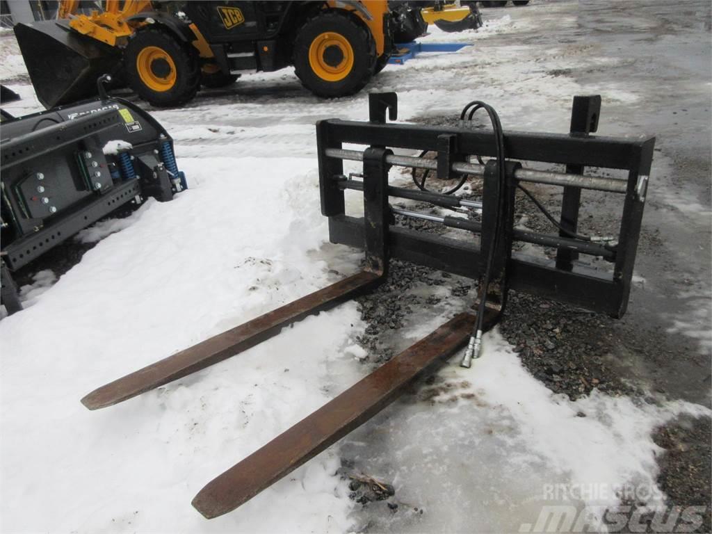 JCB Hydrauliset trukkipiikit 5000kg 1500mm JCB Q-fit