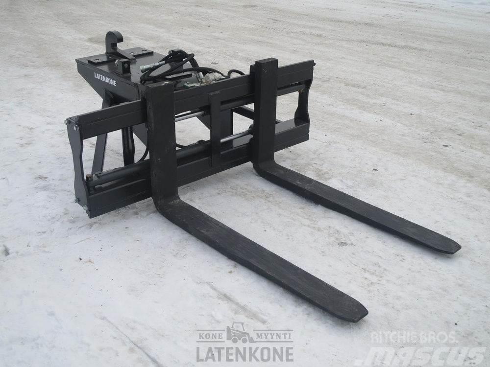 Laten 3500kg NTP-10 Roto hydrauliset trukkipiikit