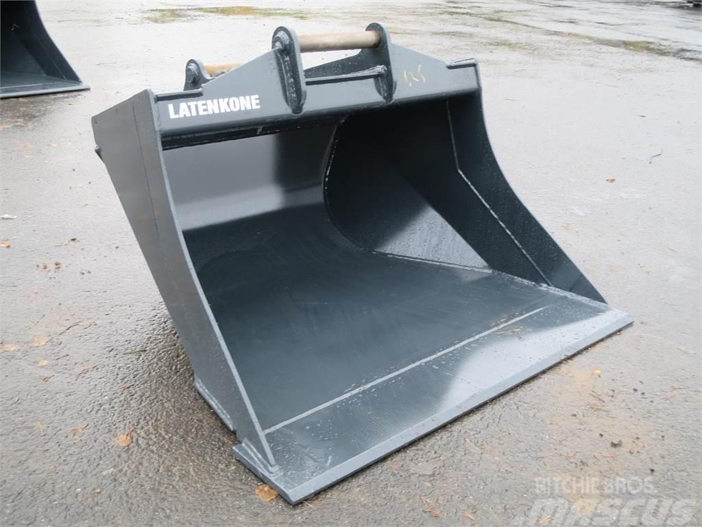 Laten Luiskakauha 1250mm S45 Roto