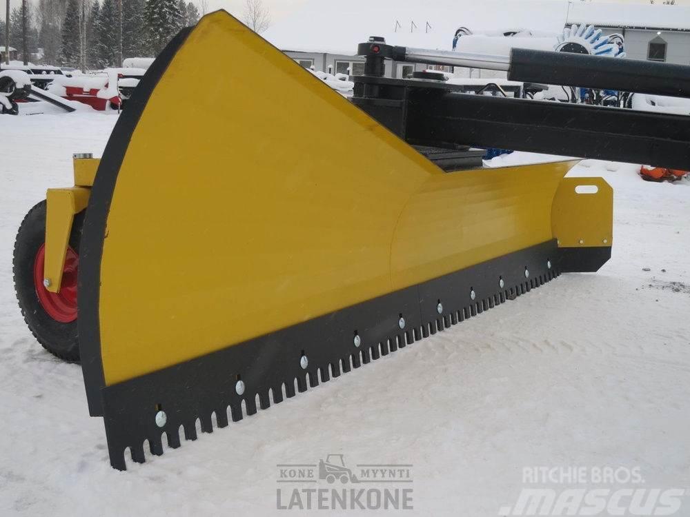 Laten Takalana 300cm heittävä, 2017, Vägsladdar