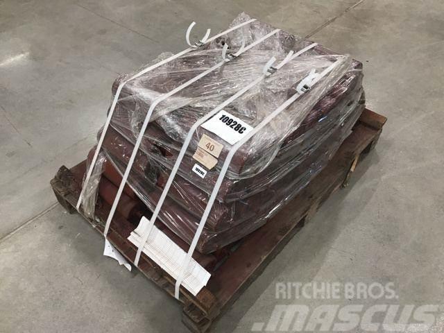 Metso Conveyor roller 89-20Cx250 Kuljetinrulla 500800-65