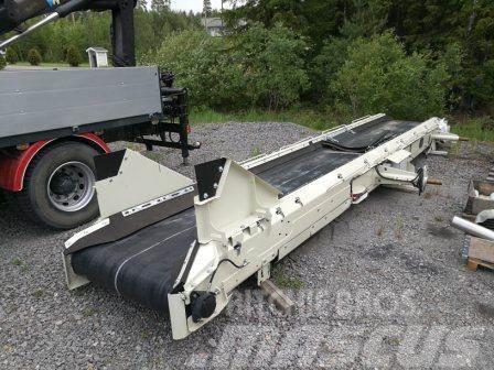 Metso H12-7E conveyor UNUSED kuljetin
