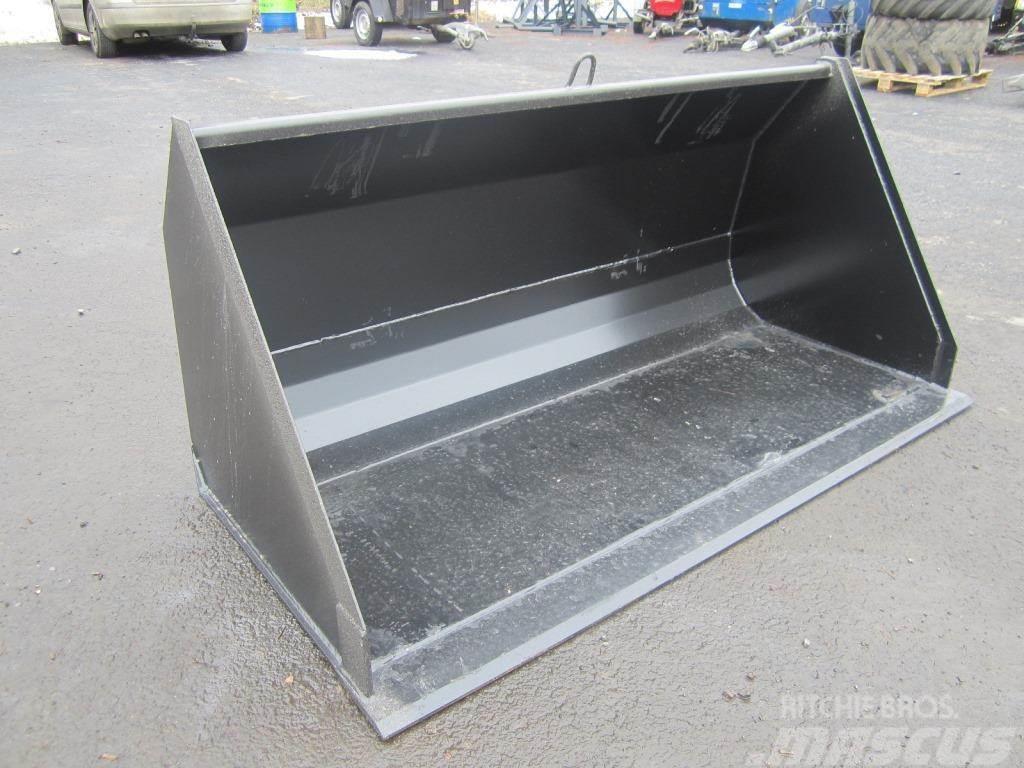 Mp-lift Etukuormaajan yleiskauha 160cm/0.8m3 Euro