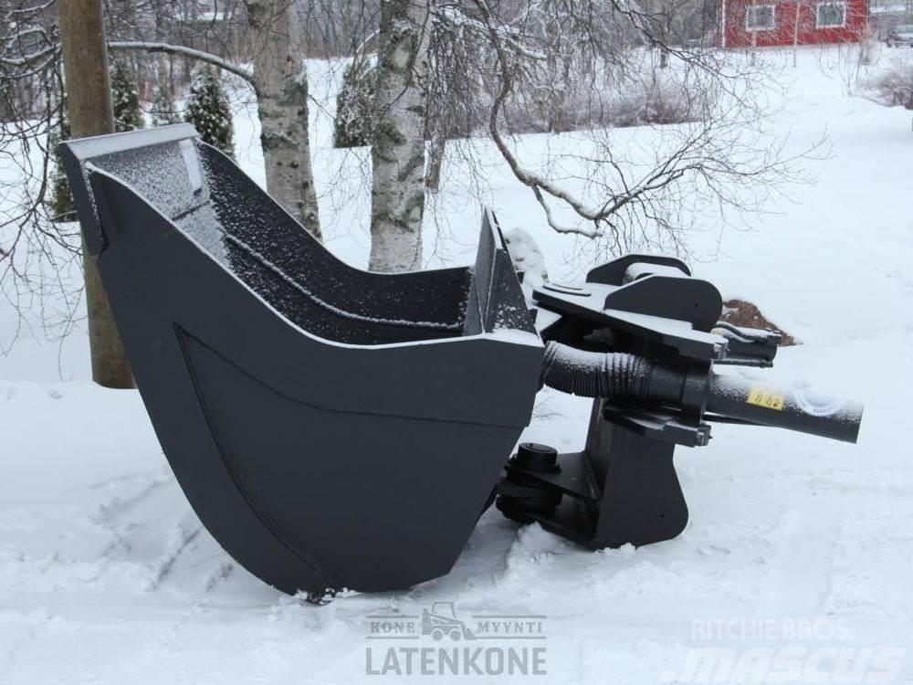 Niskakangas Kallistuva luiskakauha 2000mm S-80 2-syl.