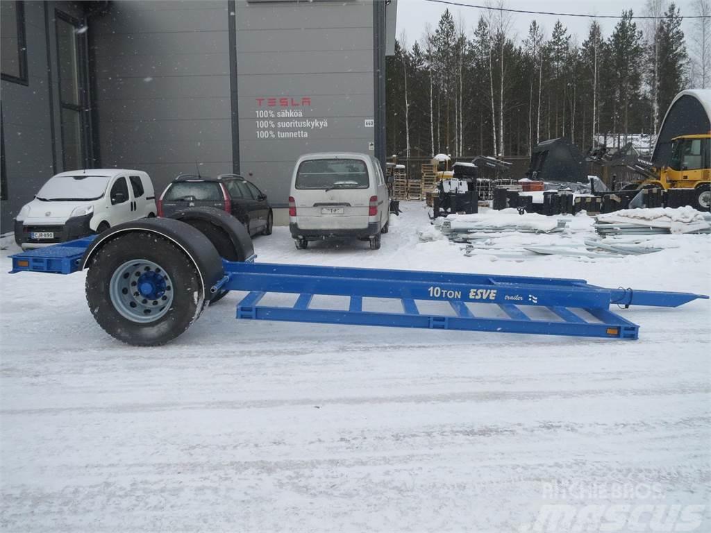 [Other] Traktorilavetti 1-akselinen 10ton
