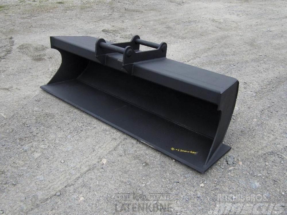 Rinne Tasauskauha 2000mm S45 6-10ton