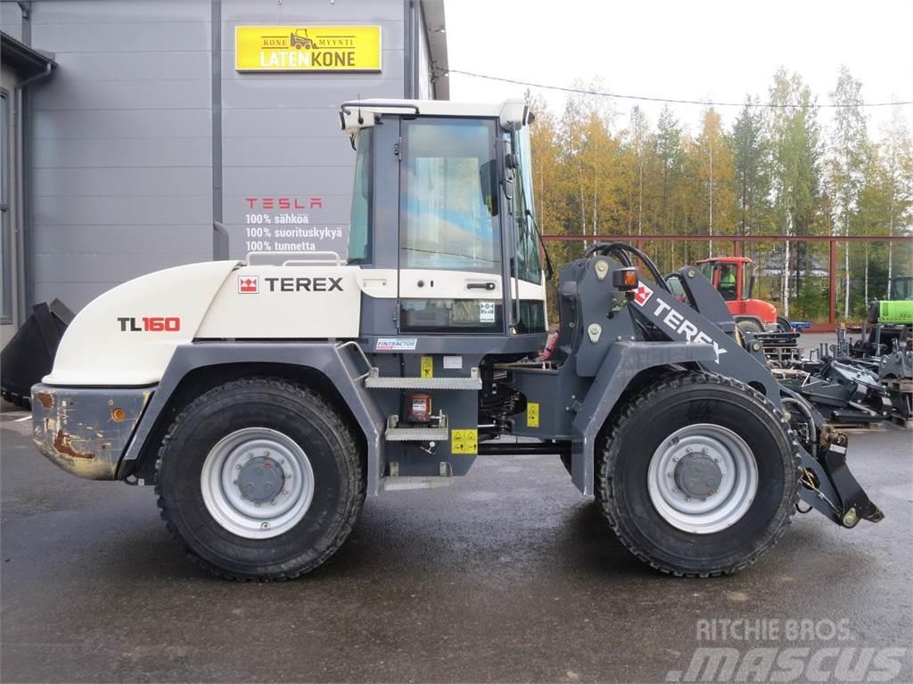 Terex TL 160 Kuormaaja