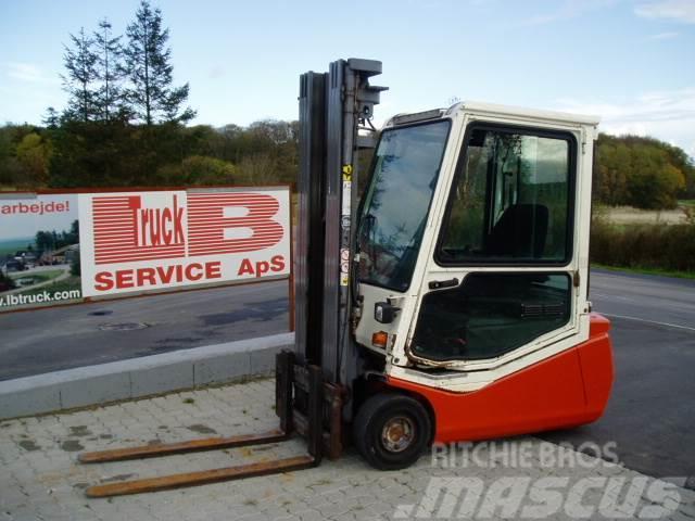 BT CBE 1.6 T L el-truck
