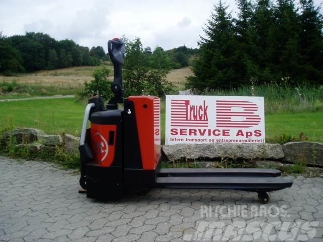 BT LPE 200 El-palletruck