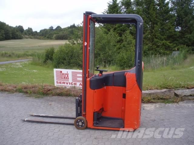 Linde E 10/334 Stand In el-truck
