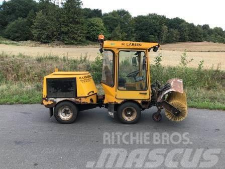 Wulff Traktor fejemaskine