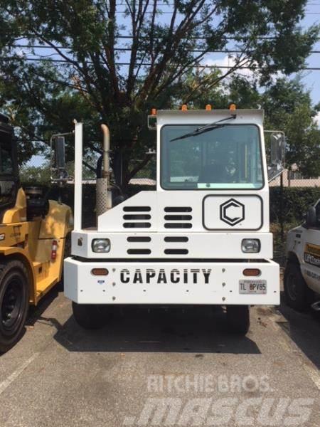 Capacity TJ5000 DOT
