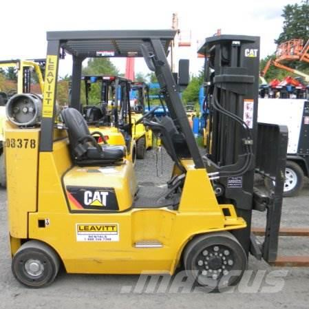 Caterpillar GC40K-LP-STR