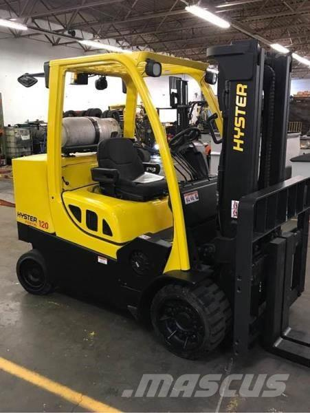 Hyster S120FT PRS