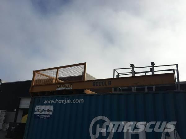 [Other] W M Fabricating Ltd. Thrust Out Platform