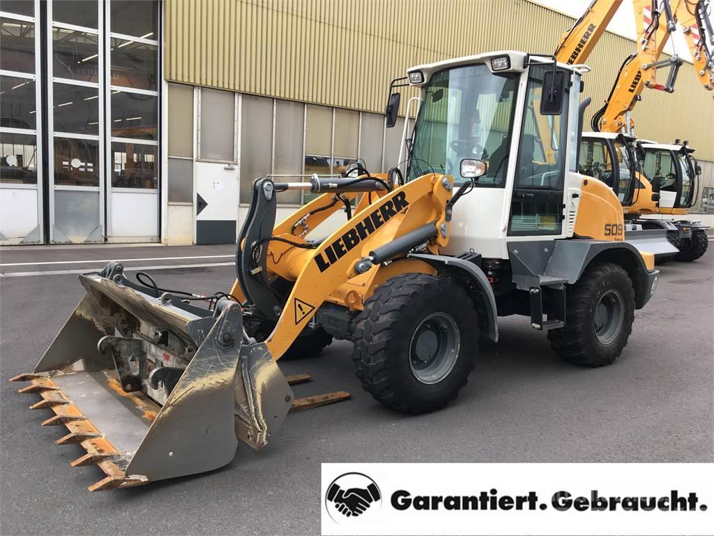 Liebherr L 509 Z