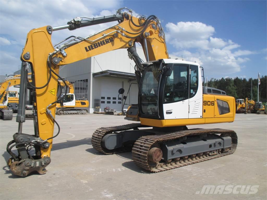 Liebherr R 906 Advanced LC