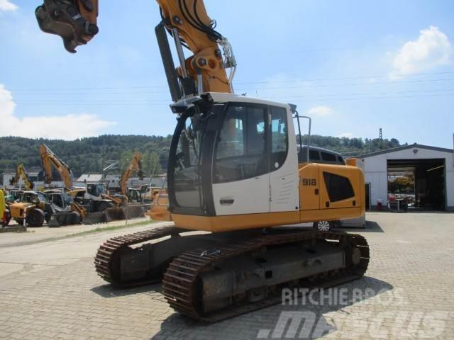 Liebherr R 918 LC