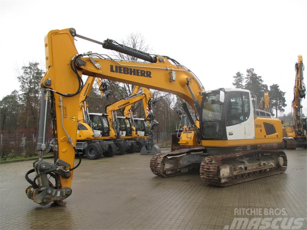 Liebherr R 924 LC LI