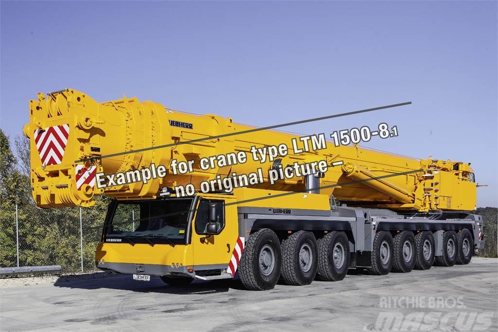 Liebherr LTM 1500-8.1/50