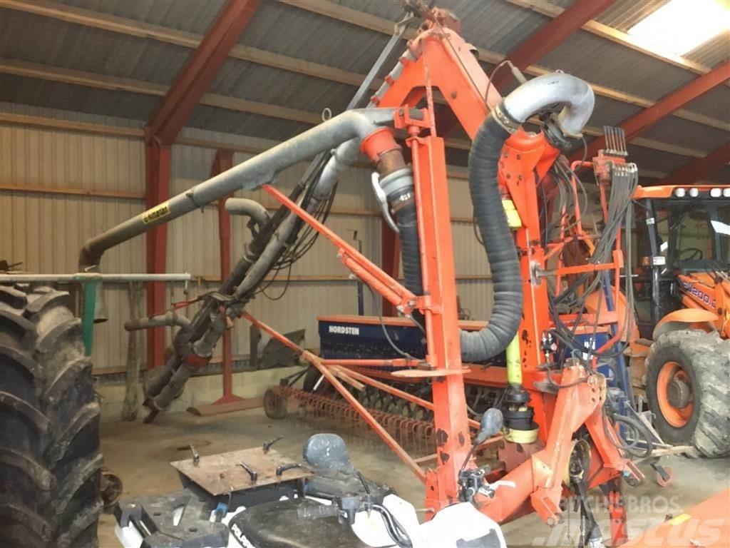 Kimadan MULTPUMPE med hydraulisk betjening af afgangsrør