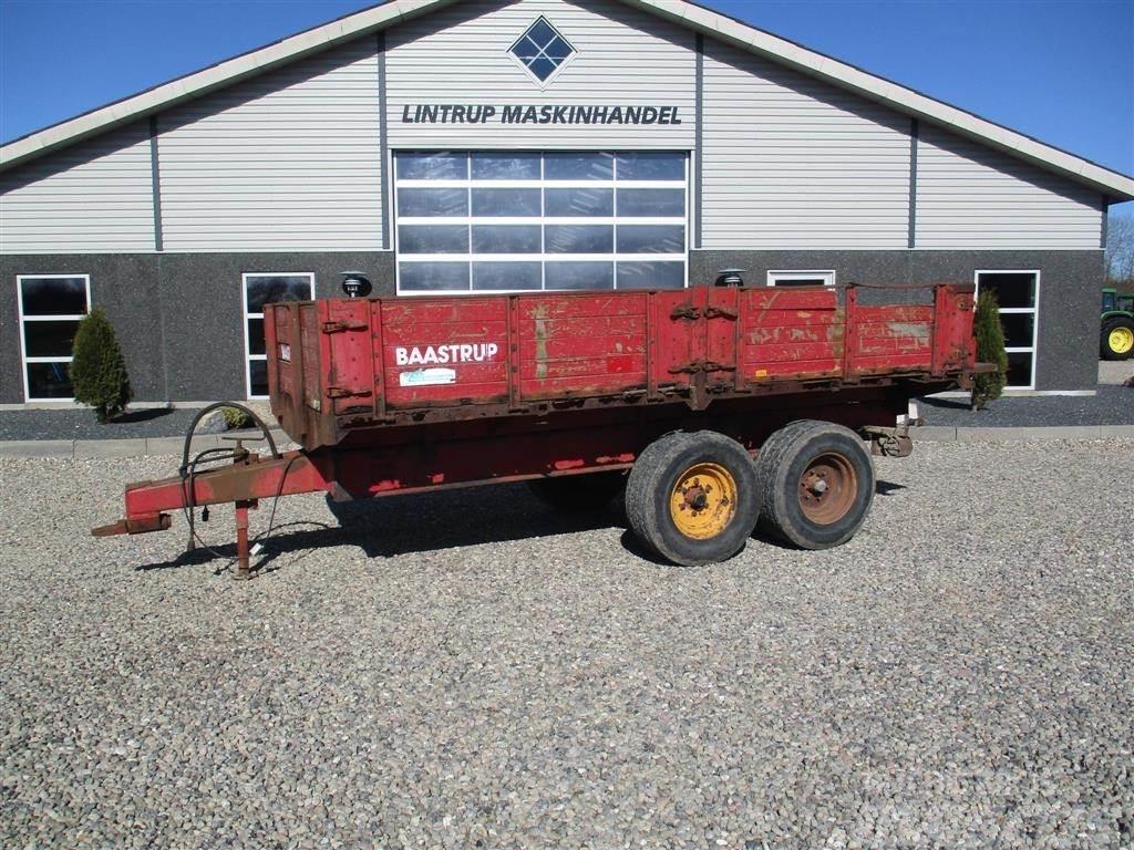 Baastrup Vogn 13.100 kg Total