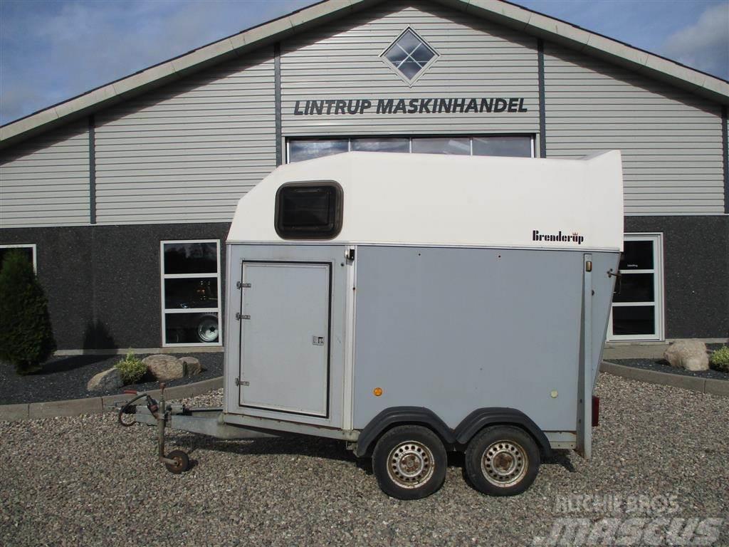 Brenderup 33 K HESTETRAILER 1500 kg
