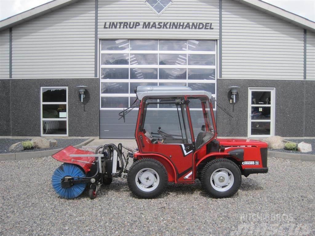 Carraro TTR 4400 HST med kun 279 timer