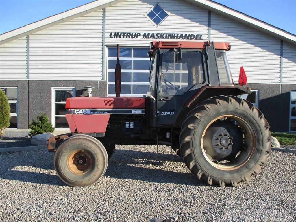 Case IH 1056 XL Stærk 6Cyl 2wd traktor