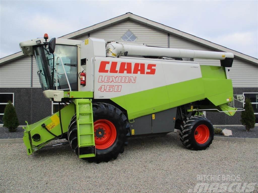 CLAAS Lexion 460 3D & avnespereder