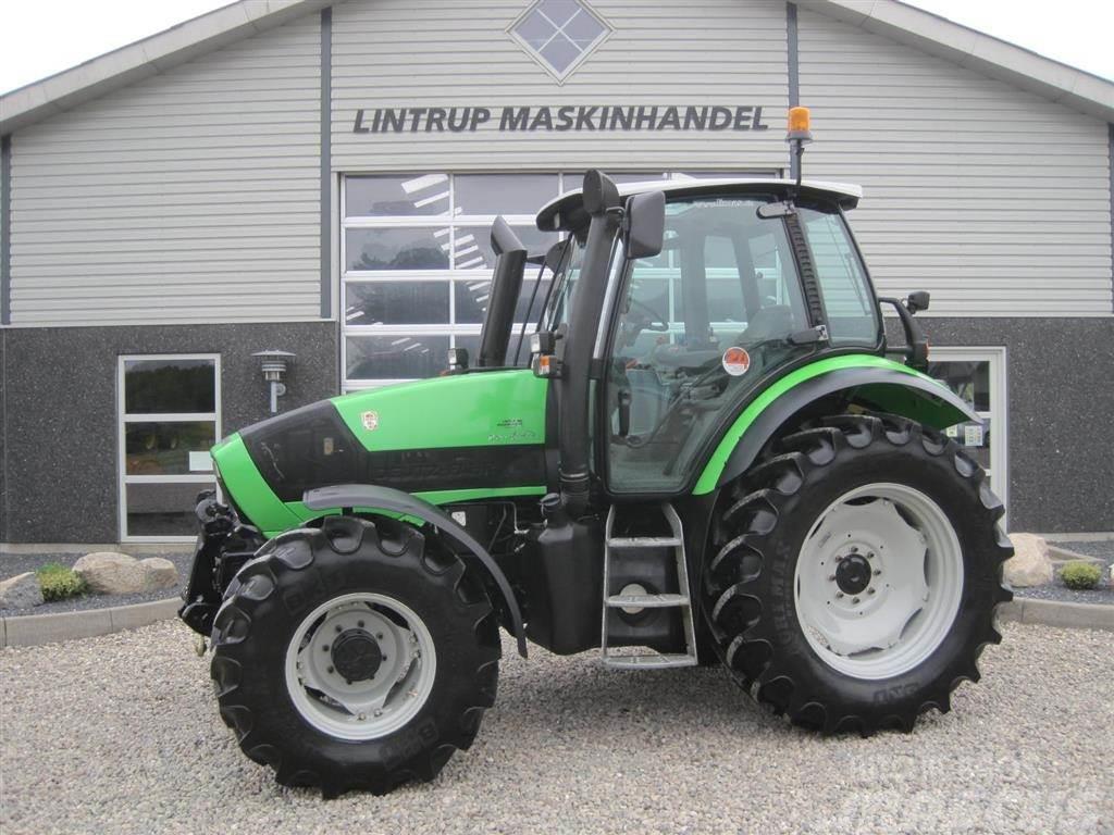 Deutz-Fahr Agrotron M600 Med frontlift og nye dæk