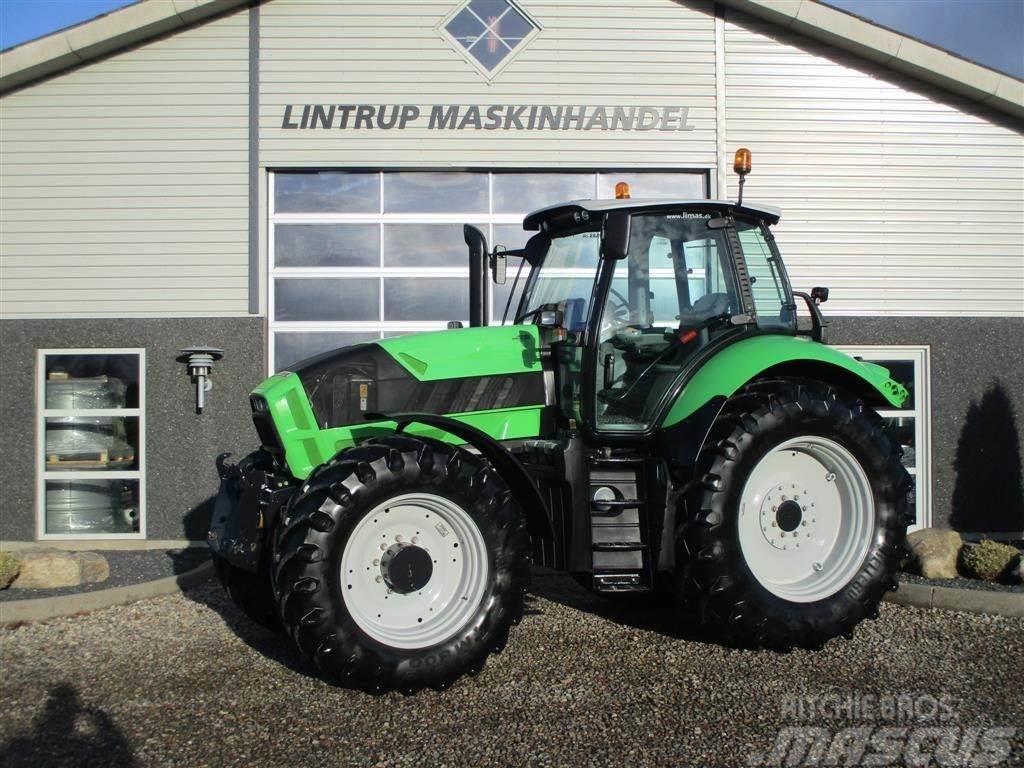 Deutz-Fahr Agrotron TTV 7210 Med frontlift og frontPTO