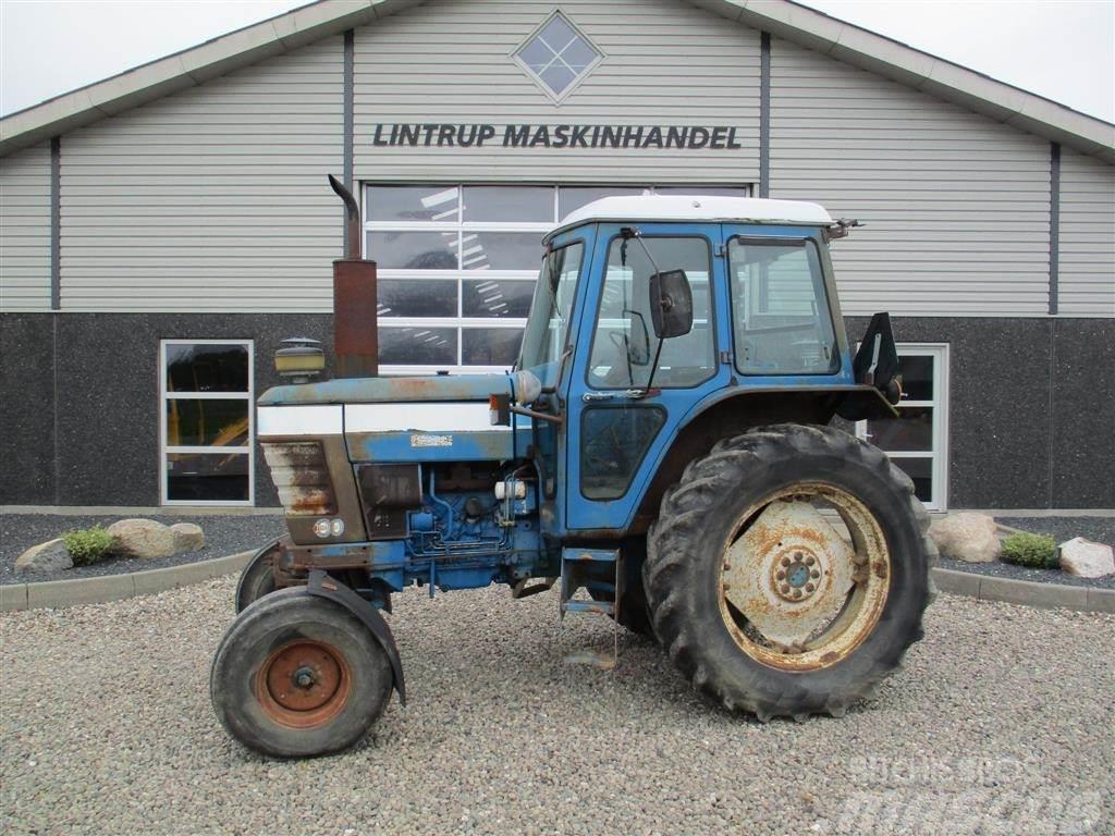 Ford 6710 Handy 2wd traktor