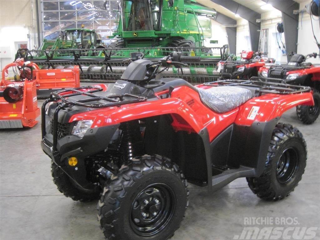 Honda TRX 420 FE Ægte 4wd kvalitets ATV