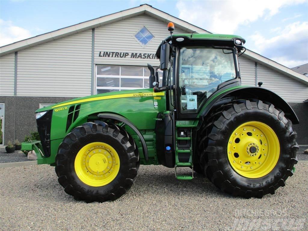 John Deere 8320R Meget velholdt traktor