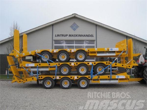 Kane 3 akslet 23 ton blokvogn