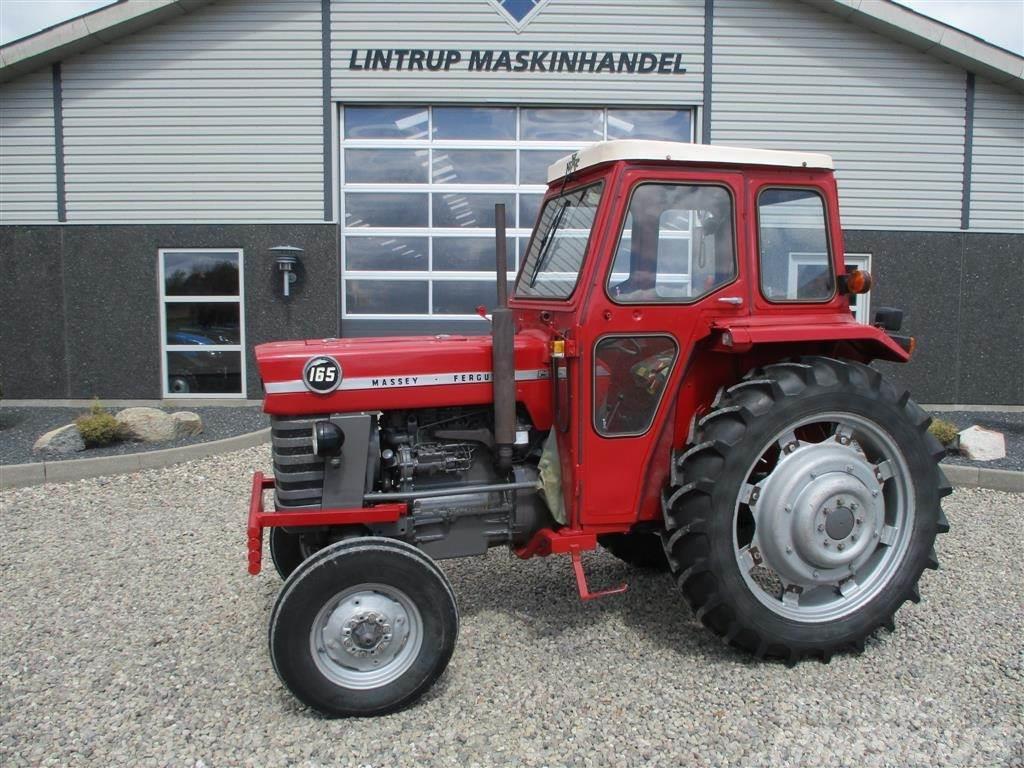 Massey Ferguson 165 Pæn regulær MF traktor